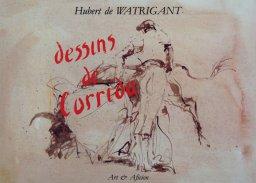 Dessins de Corrida - Hubert de Watrigant